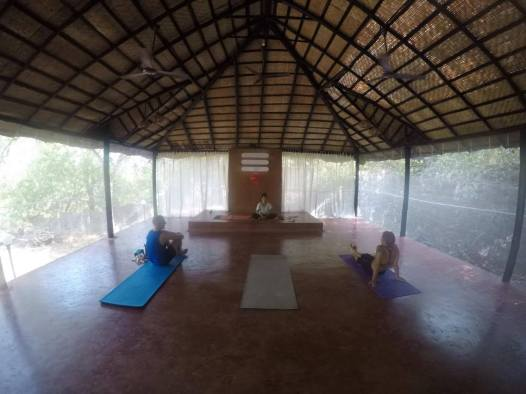 The best yoga! Alicia!